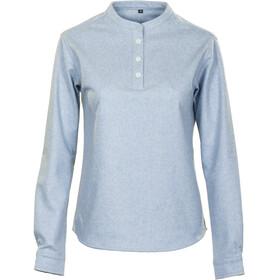Roughstuff Buschhemd Naiset Pitkähihainen paita , sininen